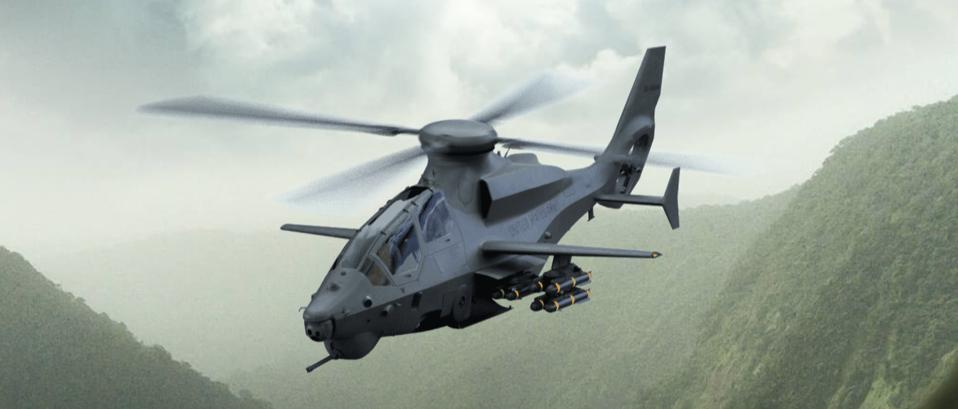 Form Follows Function? Bell's Invictus Helicopter Looks Familiar ...