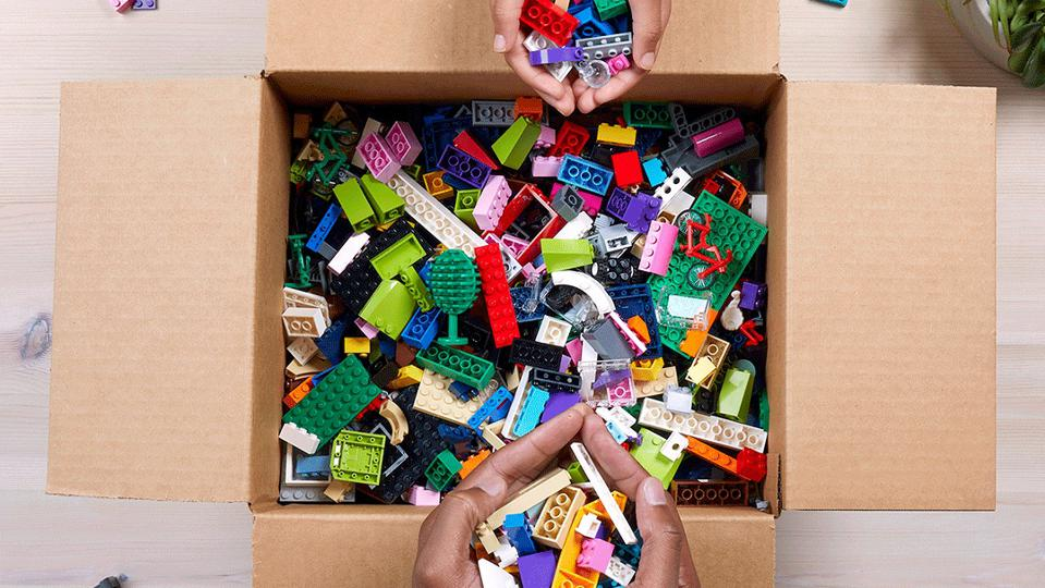 Lego's Latest Green Initiative Wants To Put Old Bricks To New Use
