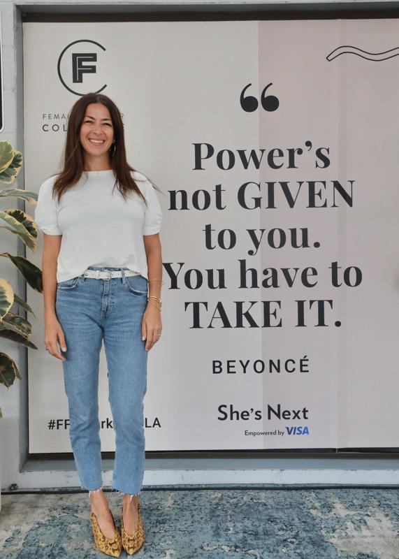 Rebecca Minkoff, Workshop: A Day for Female Founders, the Female Founder Collective