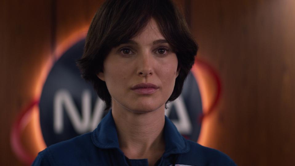 Natalie Portman in 'Lucy in the Sky'
