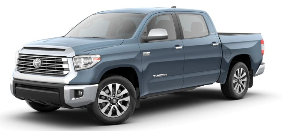 Lest we forget, Toyota makes its share of gas guzzlers like the Toyota Tundra.