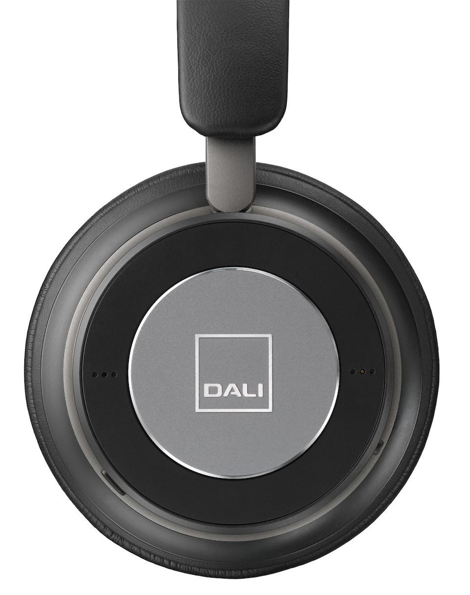 Side view of DALI iO-6 headphones