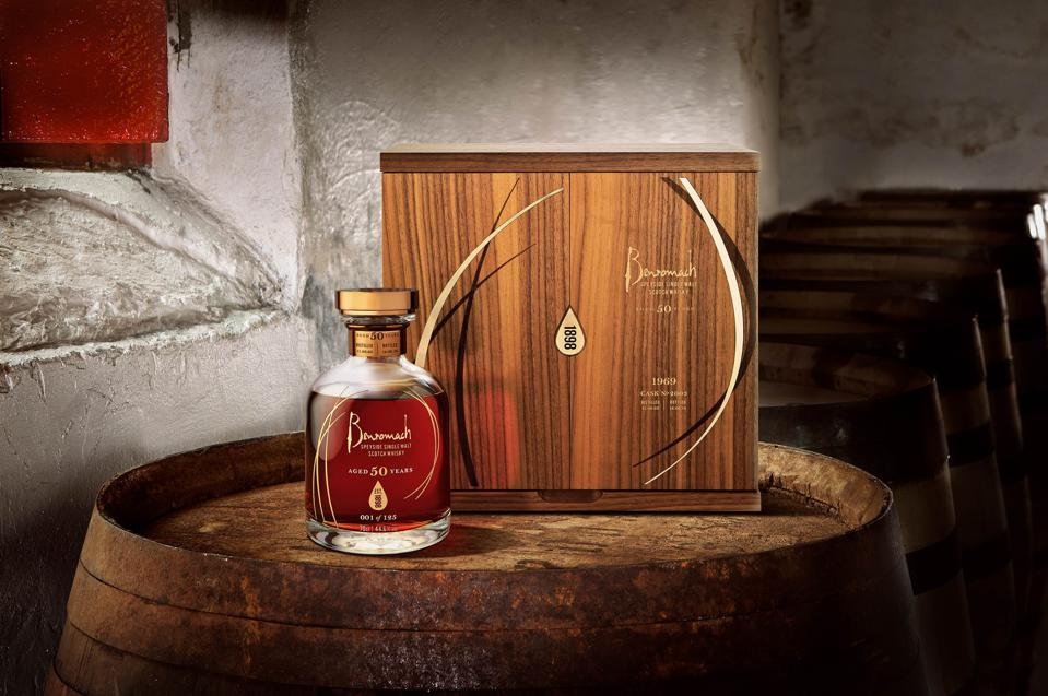 Benromach 50 Years Old