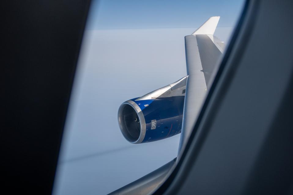 Engine view