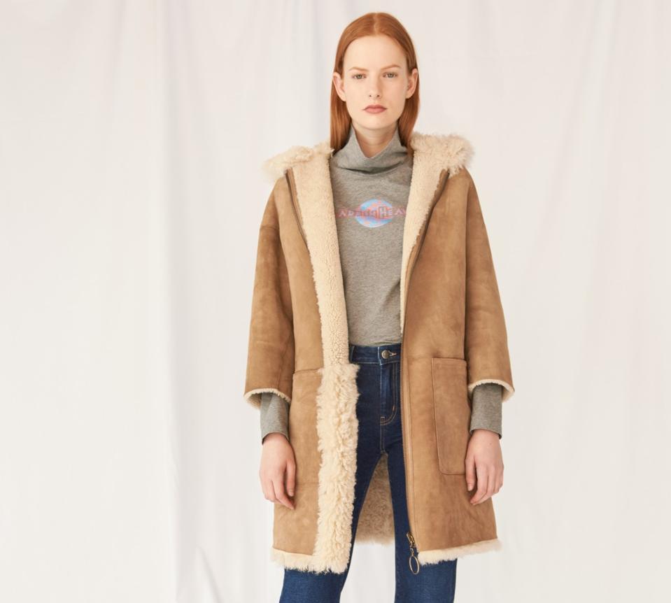 M.i.h Jeans Osten Coat