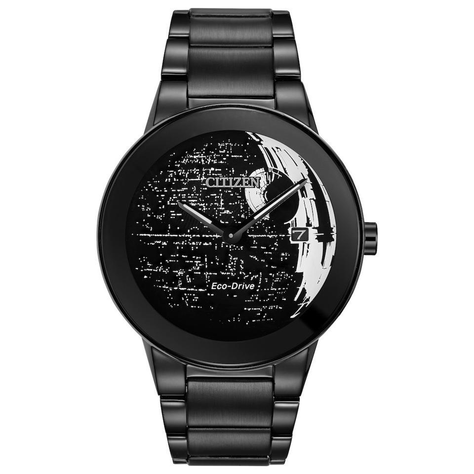 Citizen Star Wars Death Star Limited Edition watch.