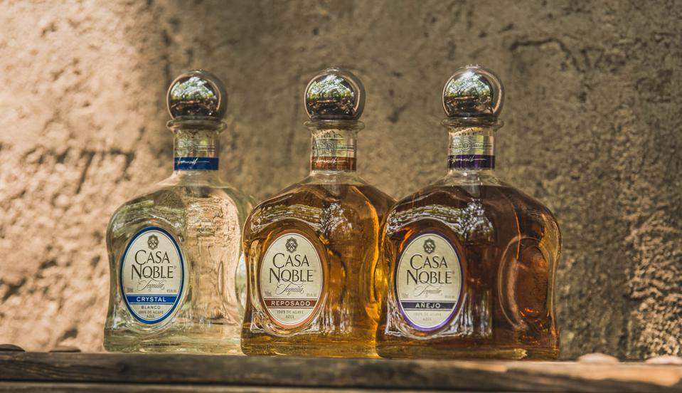 Casa Noble Core Tequila Range