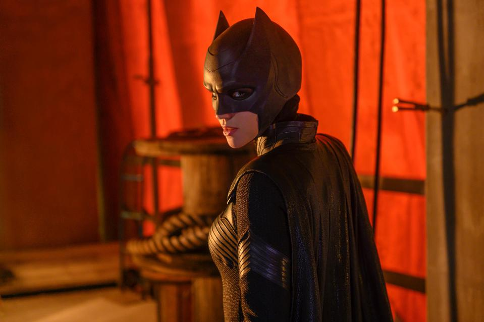 'Batwoman' Seems Like It Could Be A Worthy Replacement For 'Arrow'