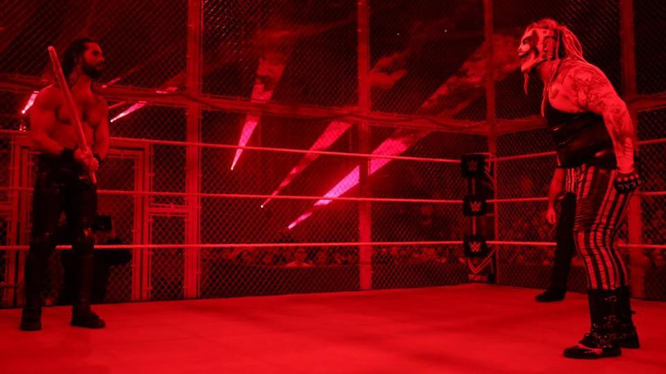 WWE Hell in a Cell 2019: Bray Wyatt vs. Seth Rollins