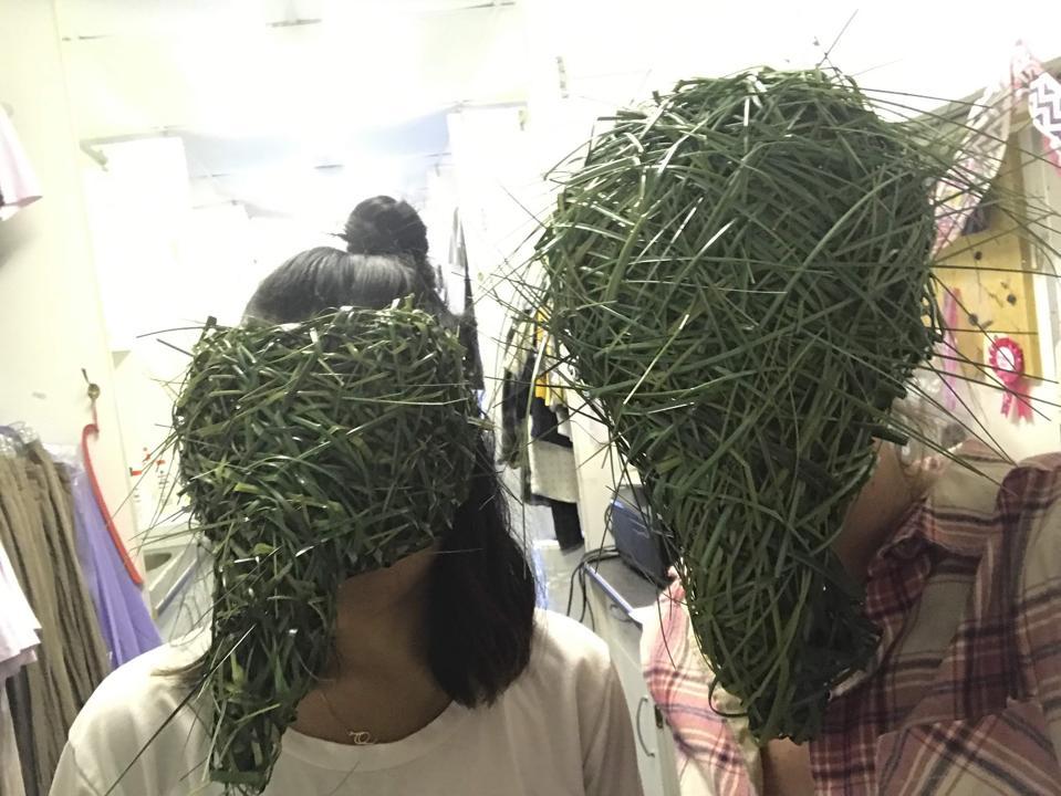 Tall Grass masks
