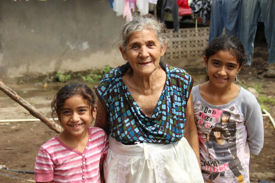 Microloans empower women to build a better life for themselves and their families.