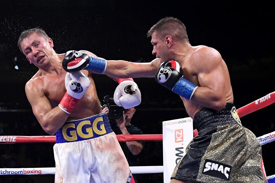 Was Sergiy Derevyanchenko Robbed Against Gennady Golovkin On Saturday Night?