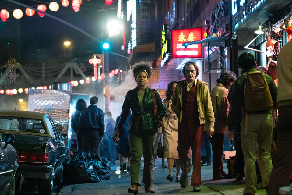 Why 'Joker' Had To Seek Out The Last Seedy Pockets Of New York