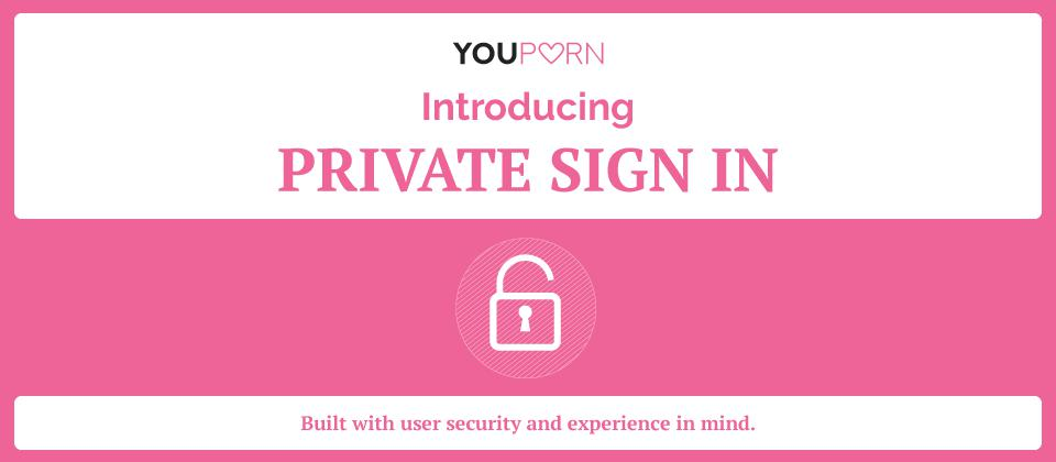YouPorn Upgrades Your Porn Experience With Private Sign-In, Light Theme