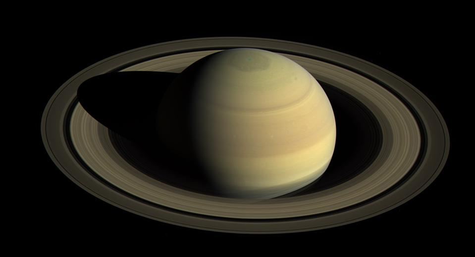20 new ″outer″ moons have been discovered around Saturn.