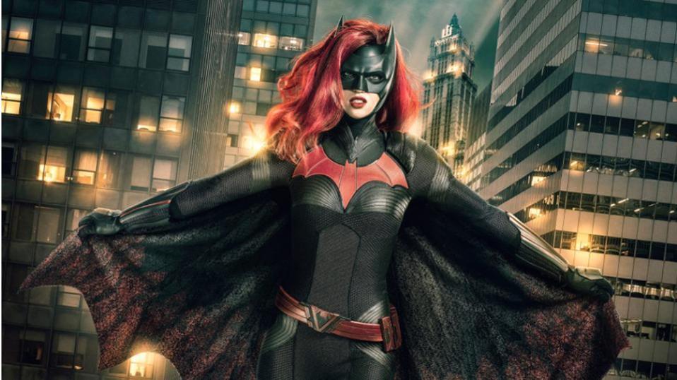 batwoman\u0027 is a pleasant surprise Batwoman and Flamebird