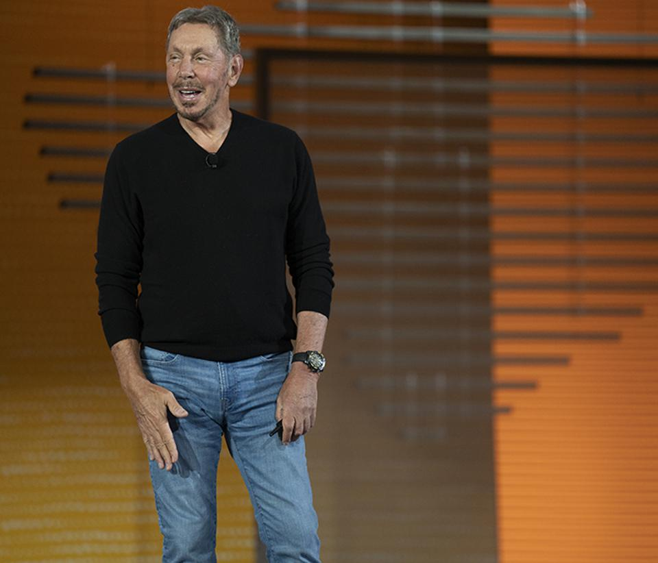 Larry Ellison, Oracle's chairman and CTO, told financial analysts that data center build-out, infrastructure investments, and select partnerships are key to Oracle's growth strategy.