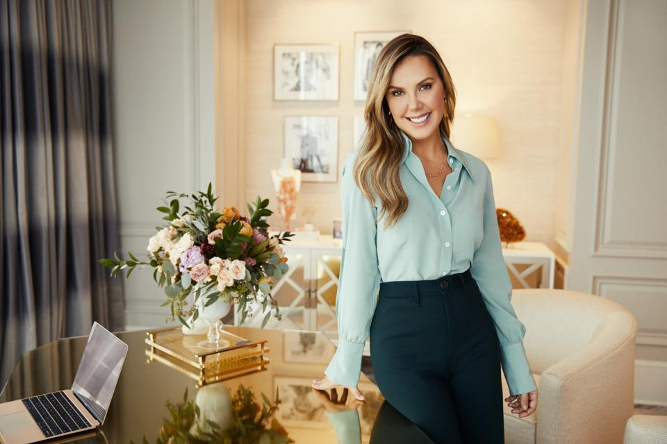 Kendra Scott plans to create a pipeline of female leaders who will change the world.