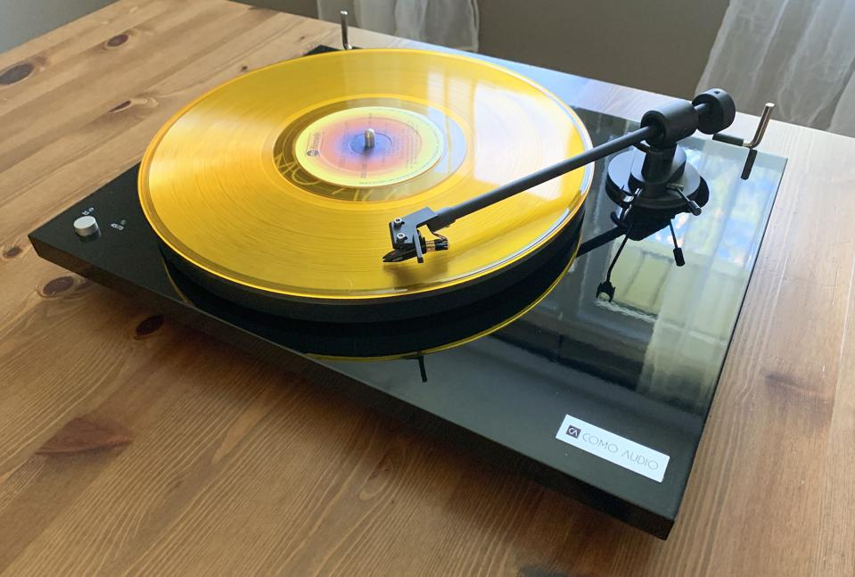Review: Como Audio Releases Its First Turntable