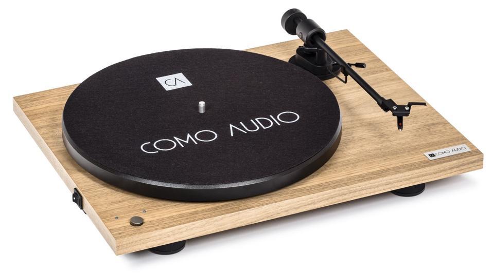 Como Audio Turntable review