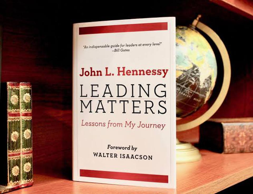Hennessy's Leading Matters