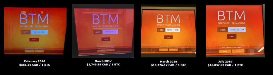 Lomazzo bitcoin ATM