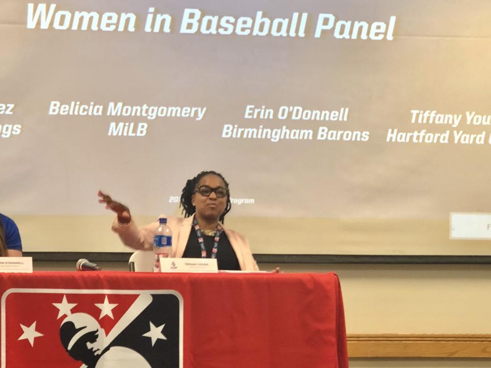 Baseball na menšej lige, kozy Hartford Yard, rozmanitosť a začlenenie