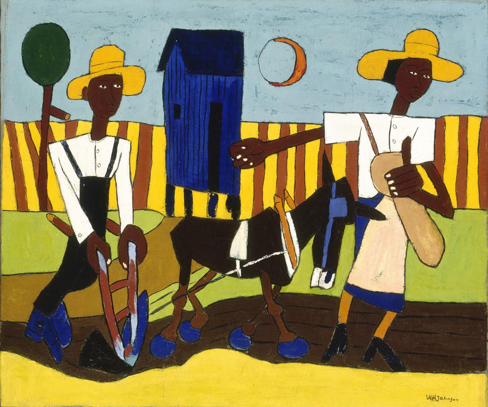 Exhibits Highlighting African-American Artists Touring U.S.