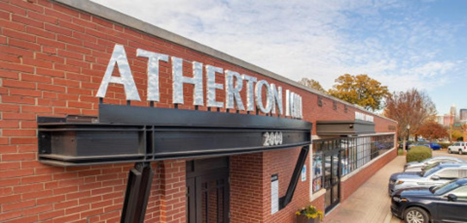 The Atherton Mill