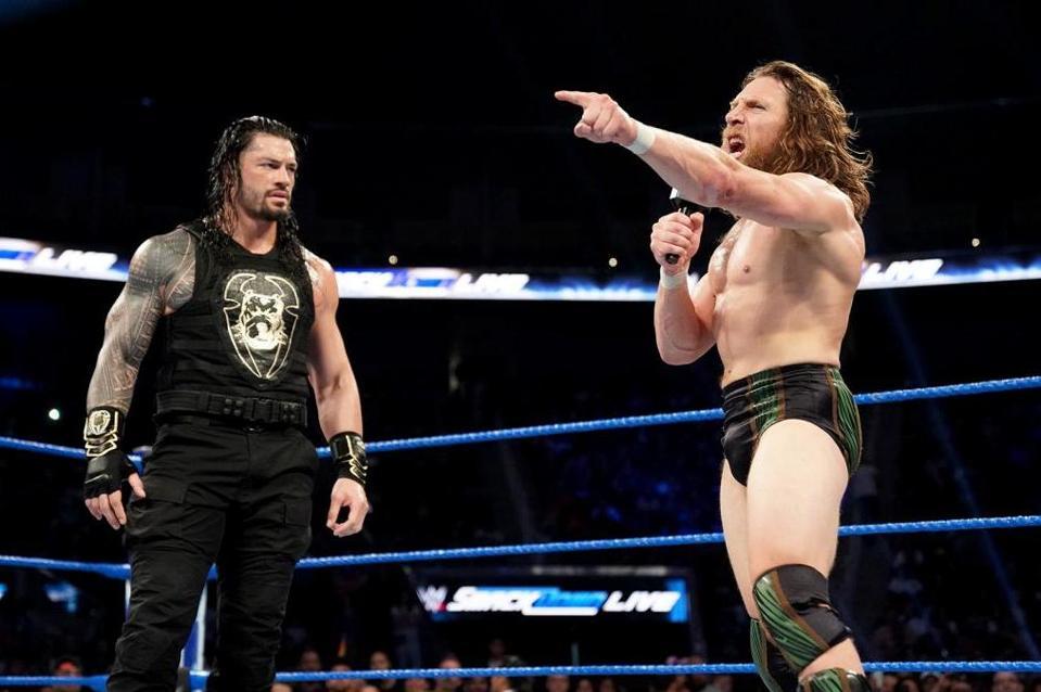 WWE's Roman Reigns