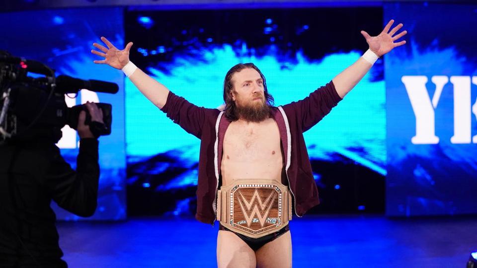 WWE: Daniel Bryan