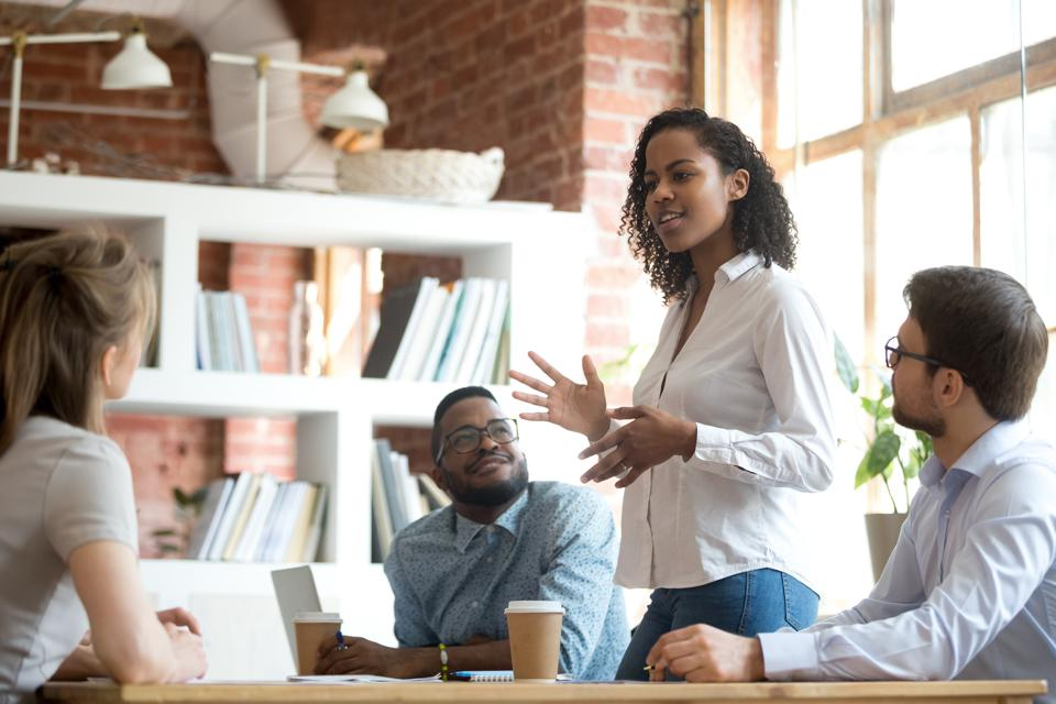 How To Help Women Leaders Thrive In Your Workplace