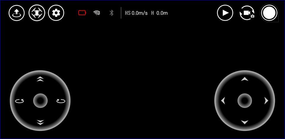 Tello Drone Mobile App controller screen TJ McCue Forbes