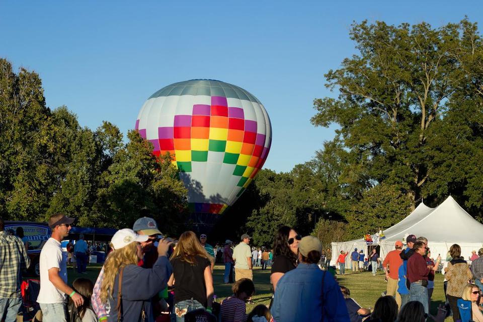 Balónkový festival