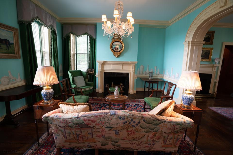 Llangollen sitting room