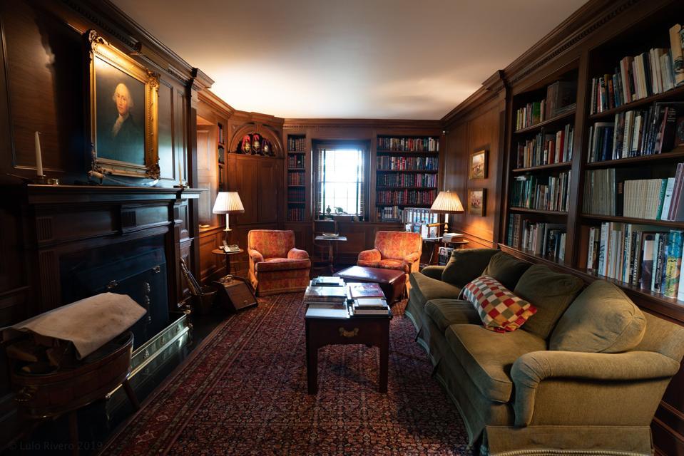 Llangollen library