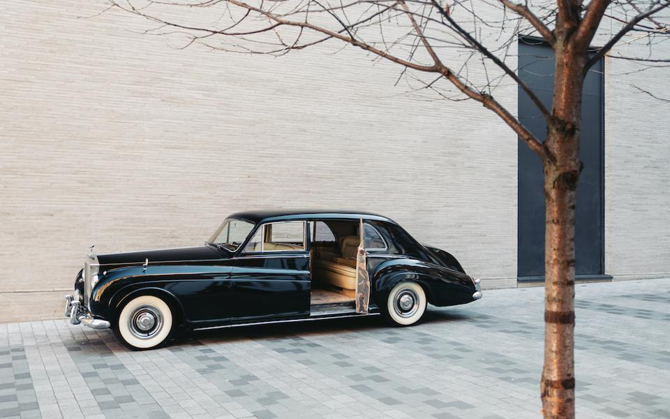Rolls-Royce Phantom by Lunaz