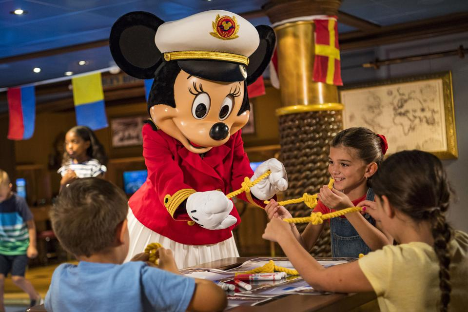 Disney Cruise Line Nautical Youth Program