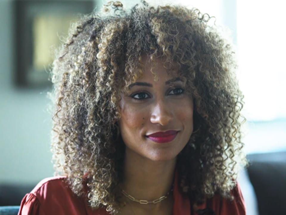 Elaine Welteroth Speaks With Moira Forbes