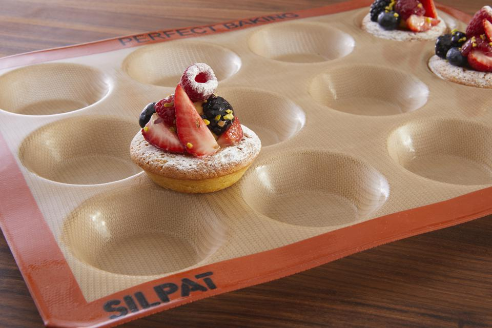 silpat baking molds