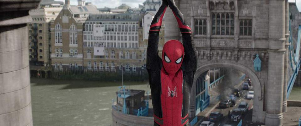 Spider-Man: Far From Home takes in London among its many locations.