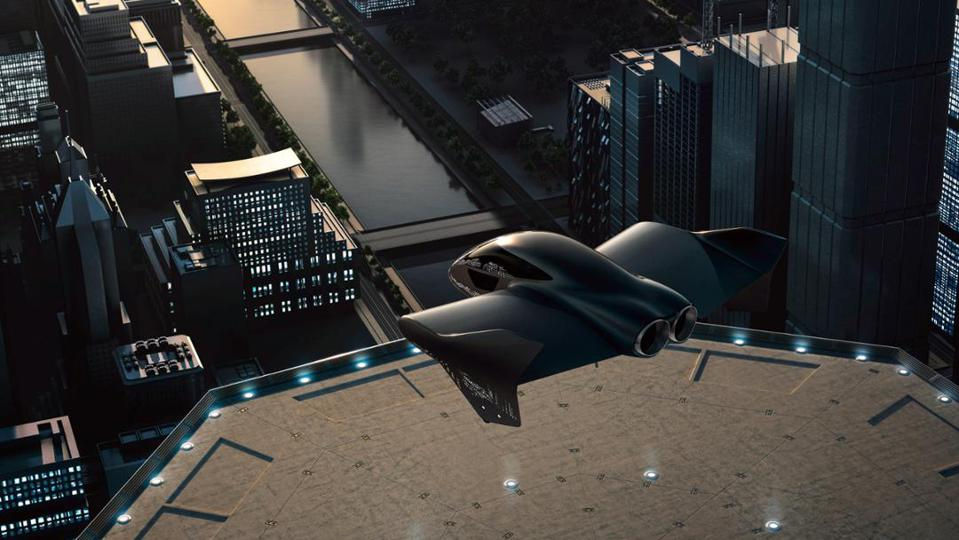 Porsche, Boeing and Boeing subsidiary Aurora Flight Sciences are said to be developing a prototype for an electric flying car that would be able to take off and land vertically.