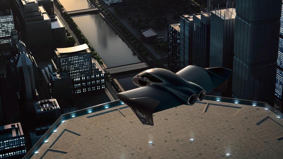 Dcérska spoločnosť Porsche, Boeing a Boeing Aurora Flight Sciences vyvíjajú prototyp elektrického elektrického lietadla, ktoré by bolo schopné vzlietnuť a pristávať vertikálne.