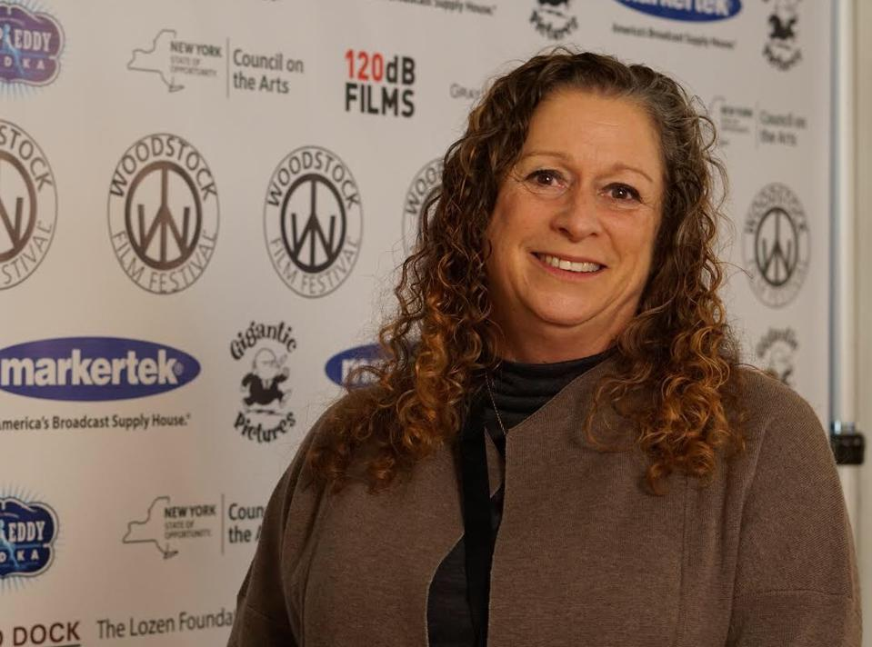 Abigail Disney at the 20th Annual Woodstock Film Festival