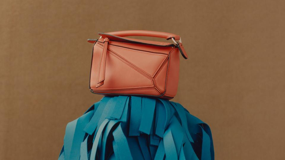 Loewe puzzle bag_Designer Handbags