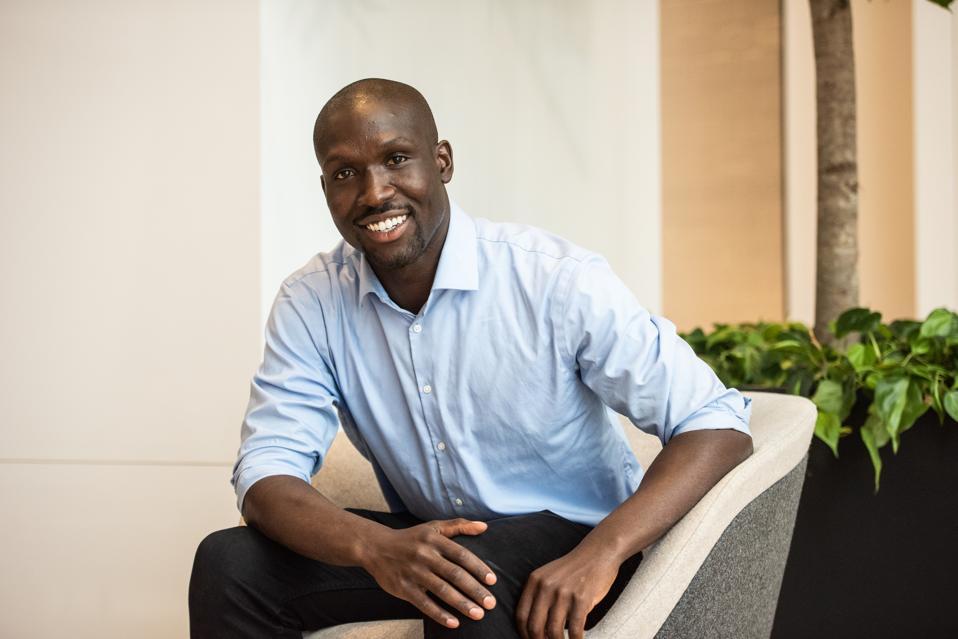 NICKL CEO, Sumorwuo Zaza