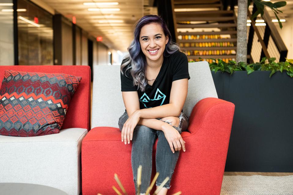 Struct Club Founder, Amira Polack