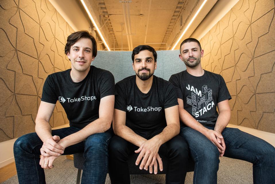 TakeShape, Mark Catalano & Andrew Sprouse