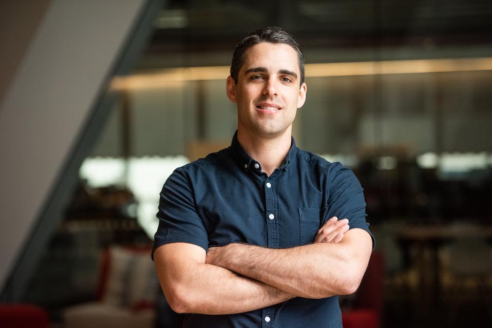GameOn Founder, Matt Bailey