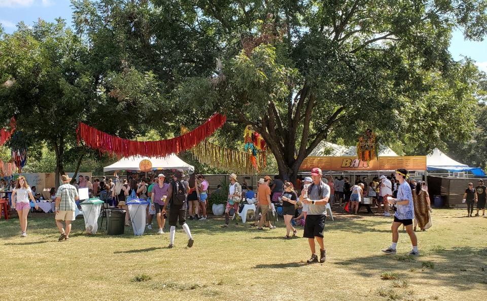 ACL Fest VIP Grove